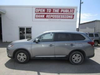 Used 2016 Mitsubishi Outlander ES for sale in Toronto, ON
