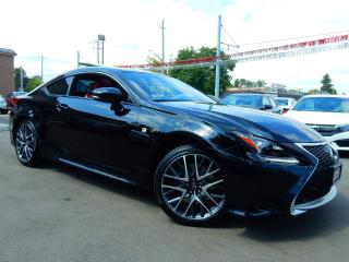 Used 2015 Lexus RC 350 AWD F-Sport ***PENDING SALE*** for sale in Kitchener, ON