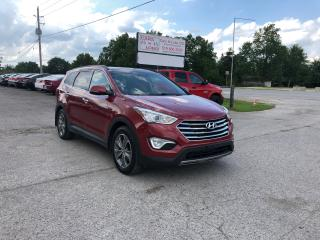 Used 2014 Hyundai Santa Fe XL Luxury for sale in Komoka, ON