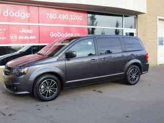 Used 2019 Dodge Grand Caravan GT / Back Up Camera for sale in Edmonton, AB