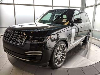 Used 2020 Land Rover Range Rover Autobiography LWB for sale in Edmonton, AB