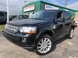 Used 2013 Land Rover LR2 HSE Lux Nav for sale in Burlington, ON