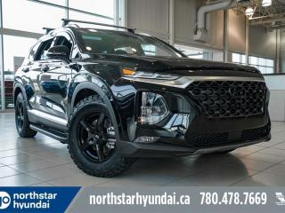 Used 2020 Hyundai Santa Fe SUN & LEATHER PKG: HEATED SEATS AND STEERING/PROXY KEY/BACK UP CAM for sale in Edmonton, AB