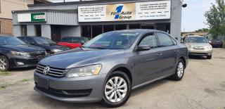 Used 2013 Volkswagen Passat Trendline for sale in Etobicoke, ON
