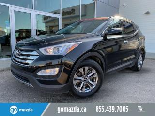 Used 2016 Hyundai Santa Fe Sport LUXURY AWD LEATHER PANO ROOF 2 SETS OF TIRES for sale in Edmonton, AB
