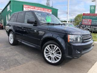 Used 2012 Land Rover Range Rover Sport HSE GT Limited Edition for sale in Burlington, ON