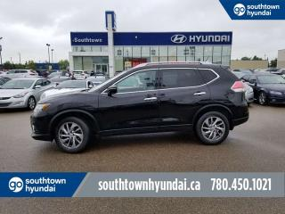 Used 2015 Nissan Rogue SL/AWD/BLIND SPOT/LANE DEPART/HEATED SEATS for sale in Edmonton, AB