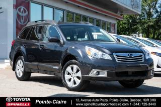 Used 2011 Subaru Outback 2.5i CONVENIENCE SIÈGES CHAUFFANT, MAGS for sale in Pointe-Claire, QC
