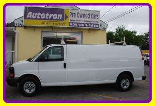 Used 2014 GMC Savana 2500 EXT. Cargo Van, Loaded for sale in Woodbridge, ON