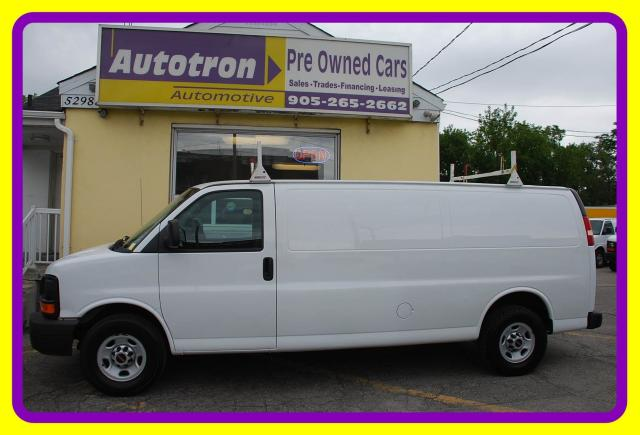 2014 GMC Savana 2500 EXT. Cargo Van, Loaded