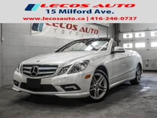 Used 2011 Mercedes-Benz E-Class E 350 for sale in North York, ON