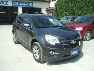 Used 2013 Chevrolet Equinox LT for sale in Beaverton, ON