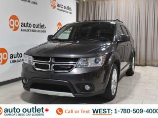 Used 2015 Dodge Journey Rt, 3.6L V6, Awd, Third row 7 passenger seating, Navigation, Heated seats & steering wheel, Backup camera, Sunroof, Bluetooth for sale in Edmonton, AB