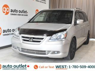Used 2006 Honda Odyssey Ex, 3.5L V6, Fwd, Third row 8 passenger seating, Cloth seats for sale in Edmonton, AB