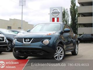 Used 2013 Nissan Juke SL l AWD l Leather l Roof for sale in Edmonton, AB