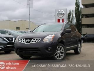 Used 2013 Nissan Rogue SL l AWD l Leather l Roof for sale in Edmonton, AB