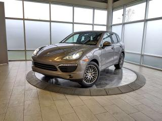 Used 2011 Porsche Cayenne S for sale in Edmonton, AB