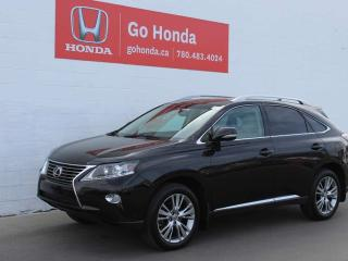 Used 2014 Lexus RX 350 F Sport 4dr AWD Sport Utility for sale in Edmonton, AB