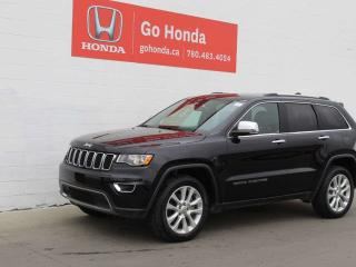 Used 2017 Jeep Grand Cherokee LIMITED, 4WD -V8 HEMI for sale in Edmonton, AB