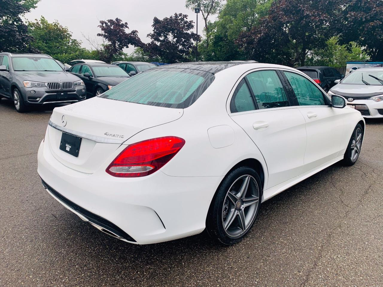 Used 2015 Mercedes-Benz C-Class C 300|NAVI|PANOROOF|LEATHER