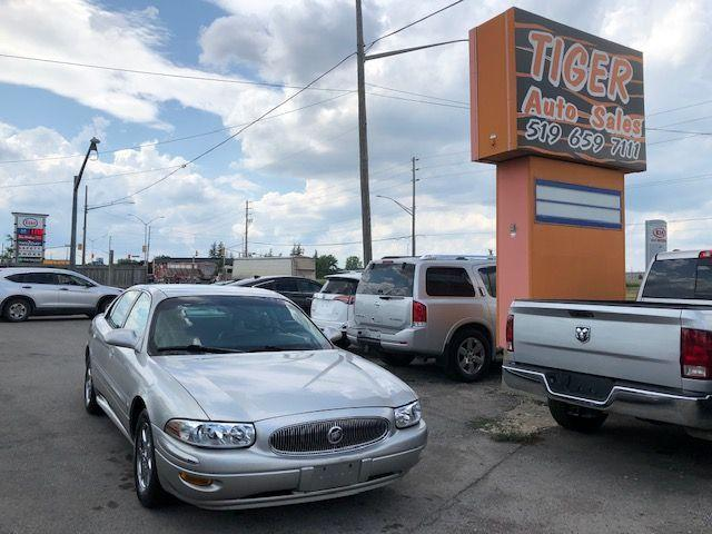 2004 Buick LeSabre Custom*LOADED*NEEDS BRAKE LINES*ONLY 40 KMS*AS IS