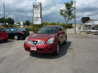 Used 2013 Nissan Rogue S,Low Mileage for sale in Kitchener, ON