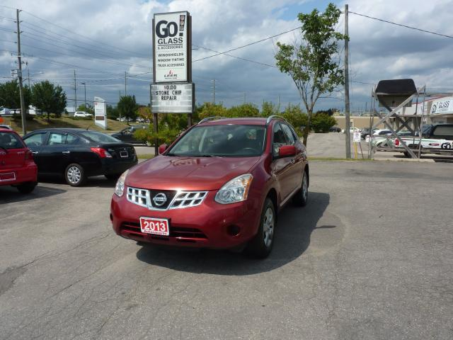 2013 Nissan Rogue S,Low Mileage