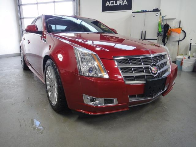 2011 Cadillac CTS AWD,FULLY LOADED,NAVI,PANO ROOF.NO ACCIDENT