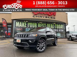 Used 2018 Jeep Grand Cherokee Limited for sale in Toronto, ON