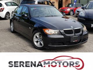 Used 2007 BMW 3 Series 323i SPORT PKG | 6 SPEED | ONE OWNER | NO ACCIDENT for sale in Mississauga, ON