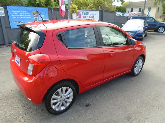 2018 Chevrolet Spark LT  Sale Rebate $500