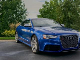 Used 2013 Audi RS 5 PREMIUM for sale in Oakville, ON