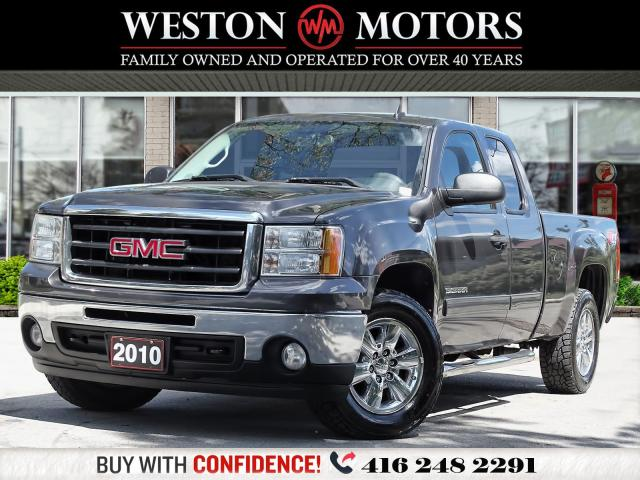 2010 GMC Sierra 1500 SLE*5.3L*4X4*Z71*UNBELIEVABLE SHAPE!!!*