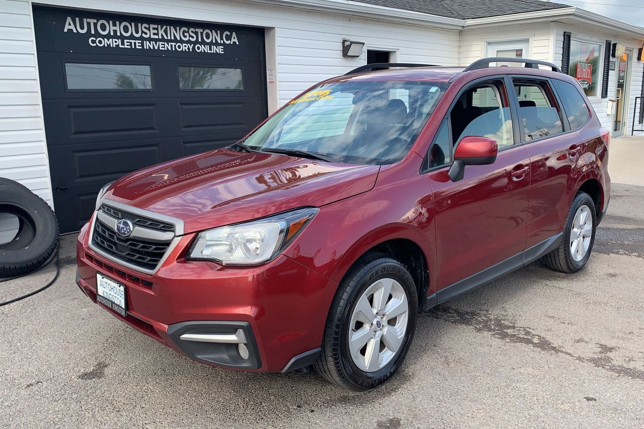 2018 Subaru Forester Convience Package