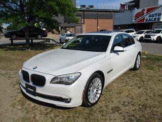 Used 2012 BMW 7 Series 750i xDrive for sale in Toronto, ON