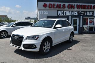 Used 2014 Audi Q5 2.0L Progressiv for sale in Oakville, ON