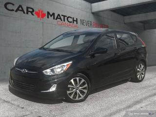 Used 2017 Hyundai Accent SE / *AUTO* / SUNROOF / NO ACCIDENTS for sale in Cambridge, ON