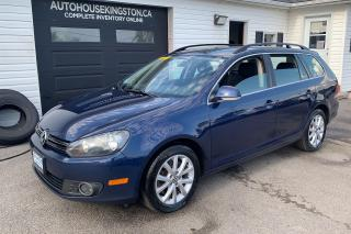 Used 2013 Volkswagen Golf Wagon GOLF TDI for sale in Kingston, ON