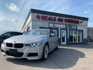 Used 2014 BMW 3 Series 335i xDrive for sale in Oakville, ON