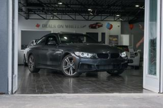 Used 2014 BMW 4 Series 435i xDrive for sale in Oakville, ON
