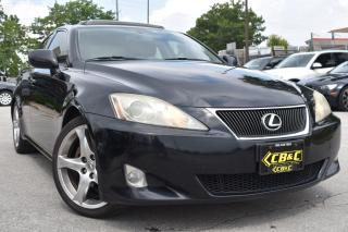 Used 2008 Lexus IS 250 for sale in Oakville, ON