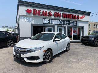 Used 2016 Honda Civic LX for sale in Oakville, ON