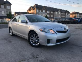 Used 2010 Toyota Camry Hybrid Accident free|Sunroof|Bluetooth| for sale in Burlington, ON