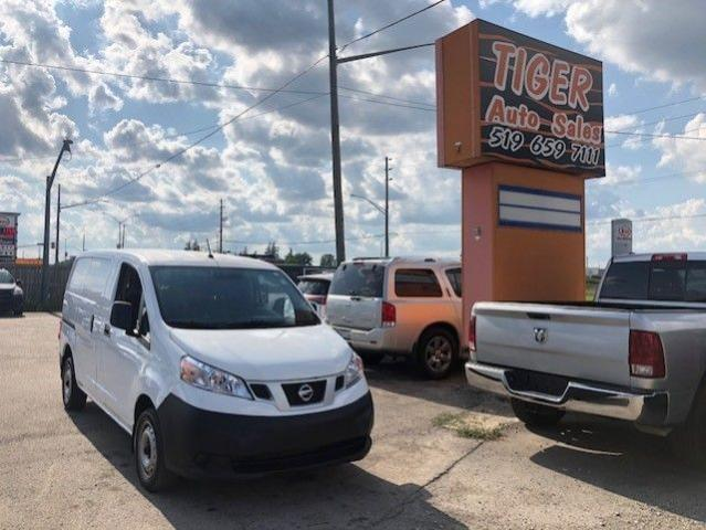 2018 Nissan NV200 S**ONLY 39,000KMS**PARTITIONED**CERTIFIED