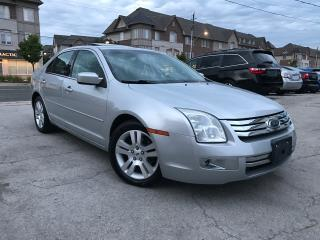 Used 2009 Ford Fusion SEL|Accident free|One Owner|Sunroof|Low Mileage. for sale in Burlington, ON