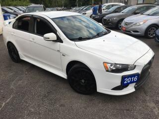 Used 2015 Mitsubishi Lancer SE for sale in Scarborough, ON