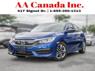 Used 2018 Honda Civic APPLE CARPLAY|BACKUPCAM|HEATEDSEATS| for sale in Toronto, ON