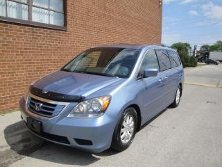 Used 2008 Honda Odyssey 8 PASSENGERS, EX-L/LEATHER /SAFETY / WARRANTY/CAM for sale in Oakville, ON
