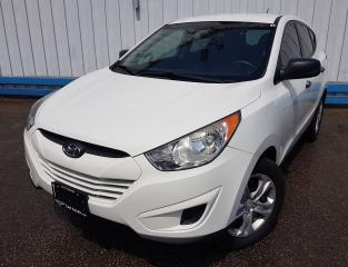 Used 2012 Hyundai Tucson GL *HEATED SEATS* for sale in Kitchener, ON