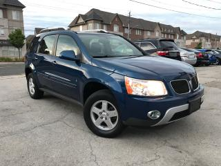 Used 2008 Pontiac Torrent AWD|One Owner|Alloys Wheels|Low Mileage for sale in Burlington, ON